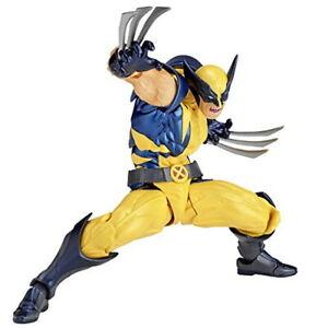 figurecomplex AMAZING YAMAGUCHI Wolverine Action Figure Resale Japan +Track
