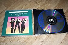 The Undisputed Truth Best Of NM CD Motown USA 1991 Law of the Land What It Is