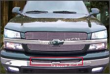 03-06 Chevy Silverado 1500/2500/HD Billet Grille-Bumper