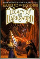 Margaret Weis / Tracy Hickman: Legacy of Darksword (HC, 1st printing, USA)
