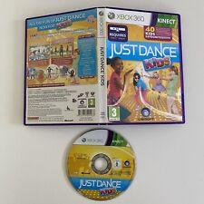 Just Dance Kids Microsoft Xbox 360 Pal Videospiel Kinect kompatibel Familie Spaß