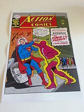 ACTION COMICS #340 COVER PRINT Superman