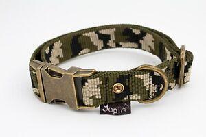 Dog Collar - Army JR