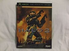 Halo 2 Official Guide. Microsoft Xbox. Very Good.