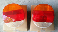 VW Beetle Beetle Super Beetle Hella Lights Feux Ar Rueckleuchte Rear Light