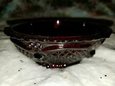 Avon cape cod ruby red collection Dessert bowl. Combined shipping offered