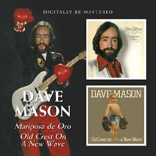 Dave Mason - Mariposa de Oro / Old Crest on a New Wave [New CD] UK - Import