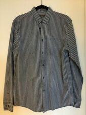 Mens Ben Sherman Button Front Shirt Large NWOT