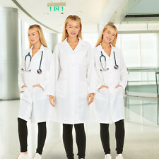 Women's Lab Coat -For Laboratory Industrial & Medical Use