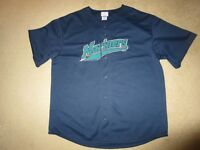 Ken Griffey Jr. #24 Seattle Mariners Logo Athletic MLB Jersey XL Rookie