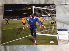 JOZY ALTIDORE Signed Autographed 11x14 Photo PSA/DNA USMNT USA Soccer