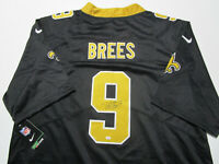 DREW BREES / AUTOGRAPHED NEW ORLEANS SAINTS PRO STYLE FOOTBALL JERSEY / COA