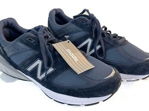 Must See NWT New Balance Made In US Women's 990v5 Running Shoe Size 8.5 D Wide
