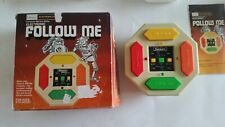 Vintage 1970s Sears electronic FOLLOW ME in original box, complete and working