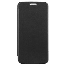 Pro-Tec Folio Case Cover and Screen Protector for Samsung Galaxy S6 Edge - Black