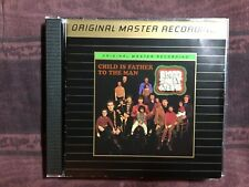 Child Is Father to the Man Blood Sweat & Tears 24kt Gold MFSL Ultra Disc CD RARE