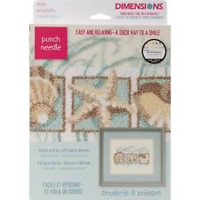 Dimensions 73152 Punch Needle Kit Seashells