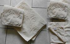 Lot de 2 serviettes toilette CACHAREL