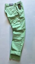 POLO RALPH LAUREN MENS STRETCH STRAIGHT FLAT-FRONT TWILL COTTON CHINO PANT