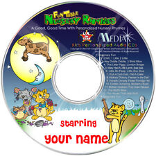 FUN TIME NURSERY RHYMES  Personalised Music CD  - $24.95