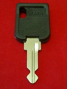 X116-P PEUGEOT & RENAULT early 1980's Ignition KEY Blank 505 604 18i Fuego LeCar