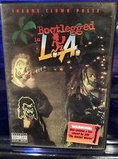 Insane Clown Posse - Bootlegged In L.A. DVD twiztid Esham anybody killa I.C.P.