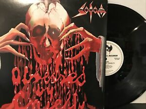 Sodom – Obsessed By Cruelty LP 2016 Wax Maniax – WM55029 EX/EX