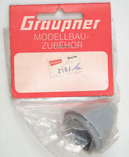Graupner 216/1 Cône d'hélice Cône d'hélice modélisme