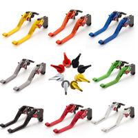 Short/Long 3D Feeling Clutch Brake Levers For Aprilia TUONO V4 1100RR/Factory 17
