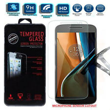 Genuine HD Tempered Glass Screen Protector For Motorola Moto G G4 4th Gen XT1622