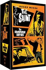 The Saint: Complete Series Seasons 1-6 (DVD, 2015, 33-Disc Set) 1 2 3 4 5 6 New