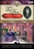 Fred Dibnahs - Fatto IN Bretagna Serie - The Ingegneria Officina DVD Nuovo (VF