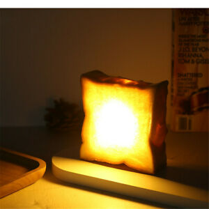 LED Night Light Bread Atmosphere Party Lights Lamp Home Room Decoration Lights