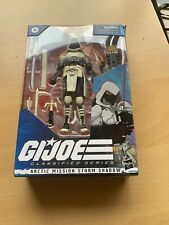 Hasbro G.I. Joe Classified Series Artic Mission Storm Shadow Amazon Exclusive