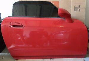 Honda S2000 Passenger Right Door Assembly RED