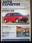 RENAULT Clio - Revue technique Auto Expertise (catalogue pièces détachées)