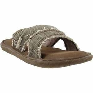 Crevo Baja Ii Slide Sandals Mens  Sandals Casual   - Brown