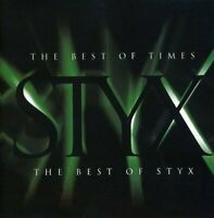 Styx - The Best Of Times  The Best Of Styx [CD]
