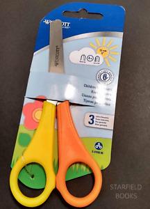 Left Handed Safety Scissors - Blunt Tip - Child Kid School Hand Westcott