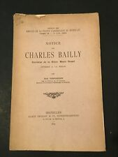 [0280-D9] Verhaegen Paul - Charles Bailly serviteur de Marie Stuart - 1895