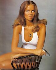 "Barbara Bach james bond 007 10"" x 8"" Photograph no 6"