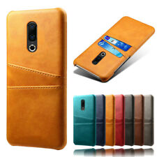 For Nokia 9 Pureview 8.1 7.1 5.1 3.1 Leather Wallet Card Slot Hard Case Cover