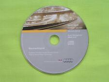 CD NAVIGATION SOFTWARE EX DEUTSCHLAND 2013 AUDI BNS 5.0 A2 A3 A4 A6 TT 8E0