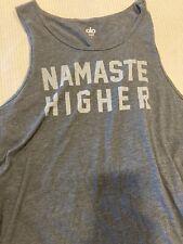 New listing Alo Yoga Men Namate Higher Tank- Large, Yoga Gym Shirt
