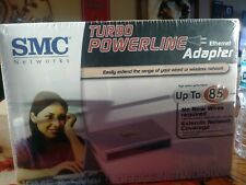 NEW UNOPENED TURBO POWERLINE ETHERNET ADAPTER Easily extend the range of network