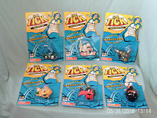 BANDAI THE TICK Wacky Action WINDUPS Complete Set o 6 Figures NOS 1995 #2613FOX