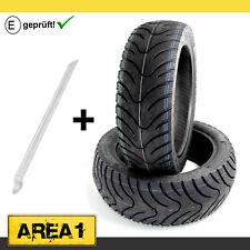 Allround Reifen Set Kenda K413 Piaggio MP3 500ie LT Sport (120/70+130/70+Hebel)