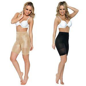 JML Belvia Shapewear Slimming Shorts - Black or Beige - 4 Sizes Available - New