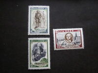 Russia #2544-46 Mint Never Hinged - (V2) I Combine Shipping