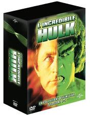 L'INCREDIBILE HULK - LA COLLEZIONE COMPLETA (23 DVD) COFANETTO SERIE TV